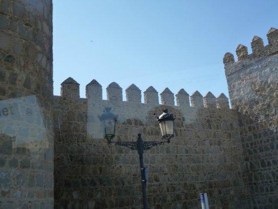 The Walls of Avila : Muralhas de Ávila