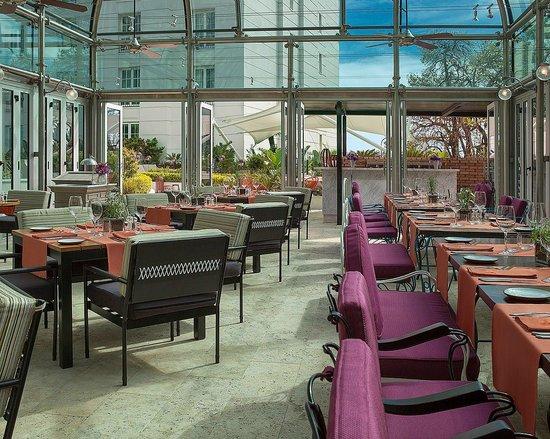 Four Seasons Hotel Buenos Aires: Nuestro Secreto ( grill restaurant)