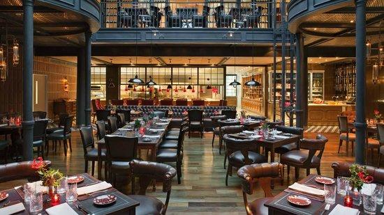 Four Seasons Hotel Buenos Aires : Elena restaurant