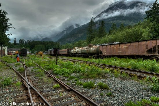 West Coast Railway Heritage Park: Walk back in time...