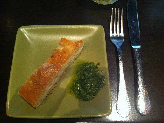Olive & Ivy: appetizer