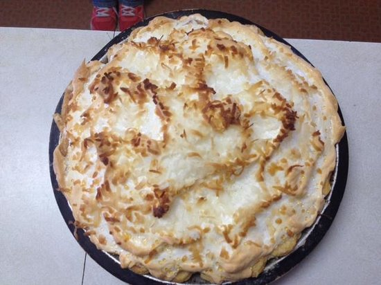 Hague, ND: Coconut Cream Pie