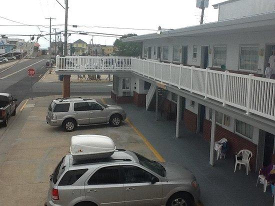 Beachside Resort: Second floor