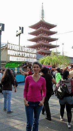 Asakusa: У храма