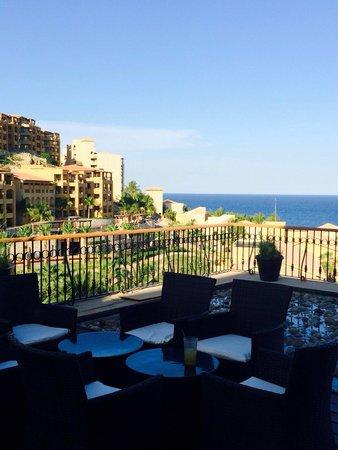 Grand Fiesta Americana Los Cabos All Inclusive Golf & Spa: Vista desde el Sushi Bar