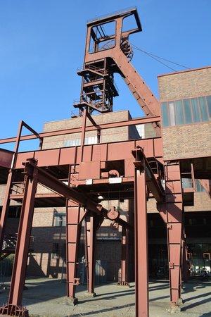 Zeche Zollverein Essen: Complejo secundario