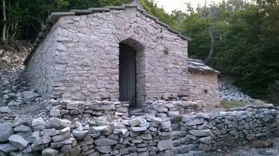 Mont Ventoux : Jas des Pélerins