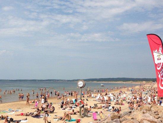 Tylosand Strand: Tresoland beach!!!