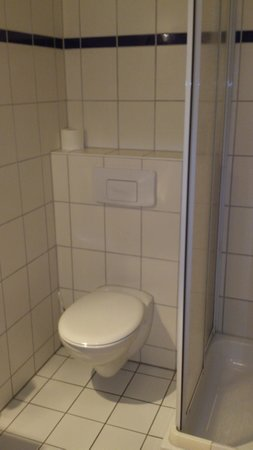 Villa Seraphinum Hotel: WC