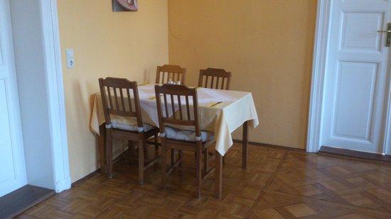 Villa Seraphinum Hotel: Speisesaal / Frühstücksraum