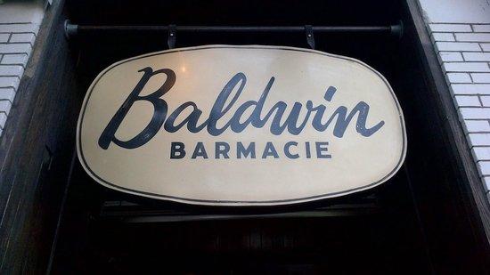 Baldwin Barmacie: Baldwin