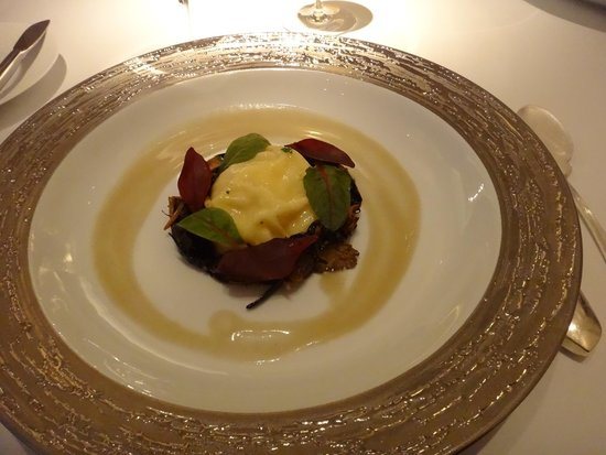 Restaurant Gordon Ramsay: starters