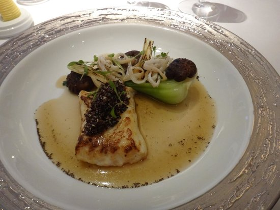 Restaurant Gordon Ramsay: cod