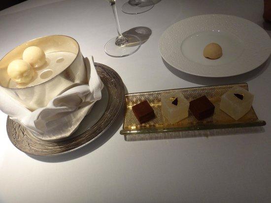 Restaurant Gordon Ramsay: sweets