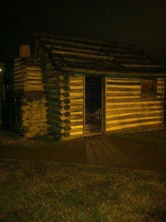 Fort Nashborough: Fort Nash