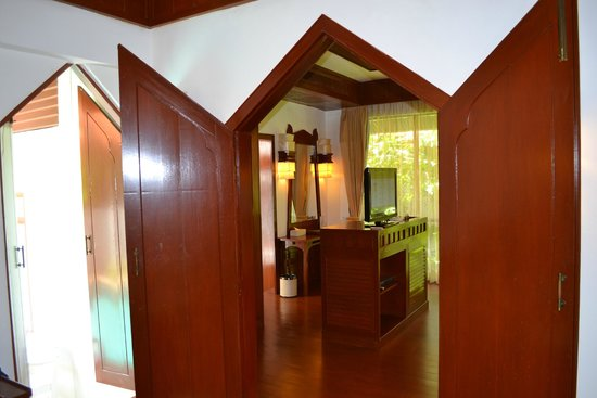Samui Buri Beach Resort: chambre