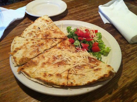 Toast Restaurant: Shrimp dish was delish!