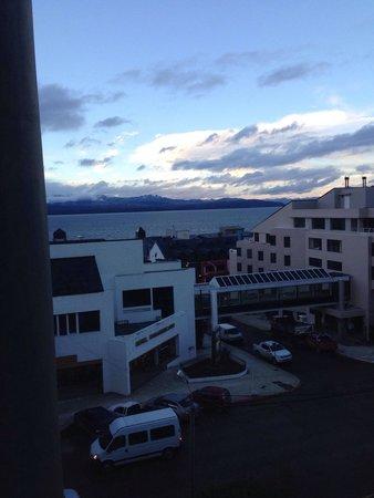 Panamericano Bariloche: Vista da janela do nosso quarto