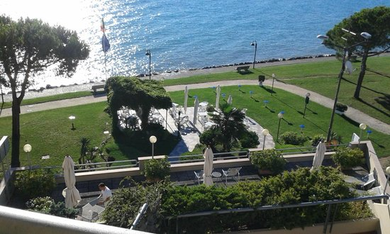 Ca' Serena Hotel: this is a view from the room