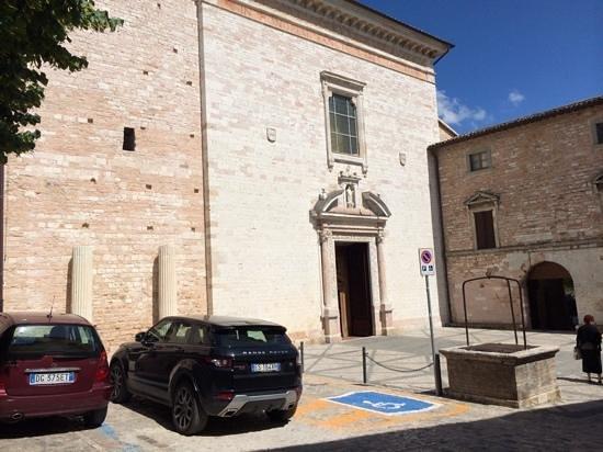 Santa Maria Maggiore: facciata