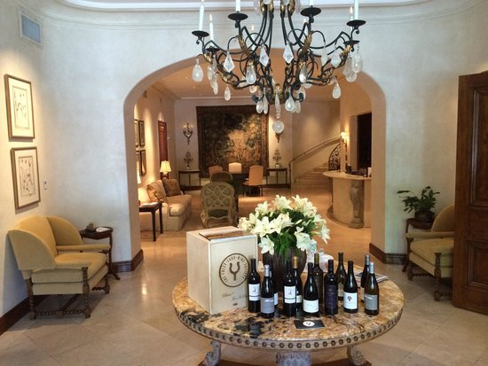 Hotel Les Mars, Relais & Chateaux: A welcoming sight at Les Mars
