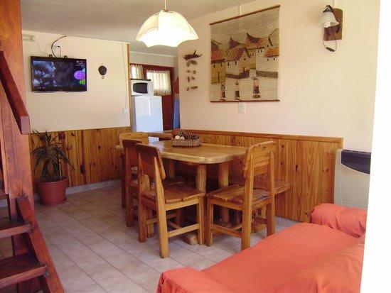 Villa San Ignacio : Living comedor