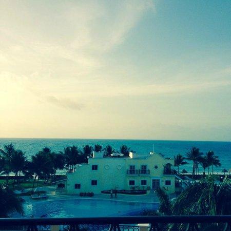 Secrets Capri Riviera Cancun: View from an ocean room