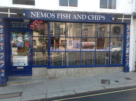 Penryn Fish And Chips: Nemos Fish and Chips