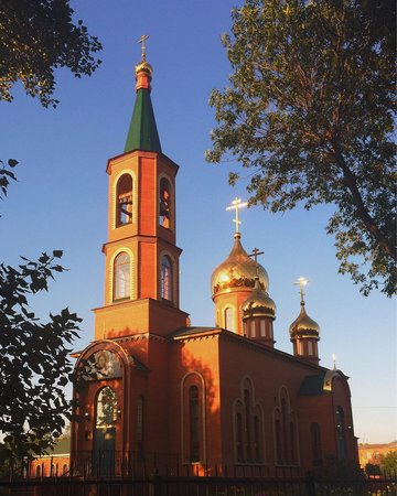 St. Elijah Church Lower Limit in the Name of St. Vladimir