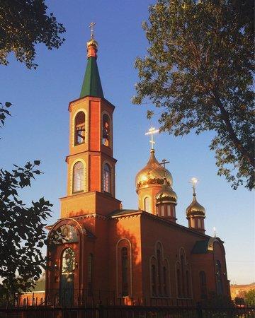 Свято-Ильинская церковь нижний предел во имя Святого Владимира Равноапостольного