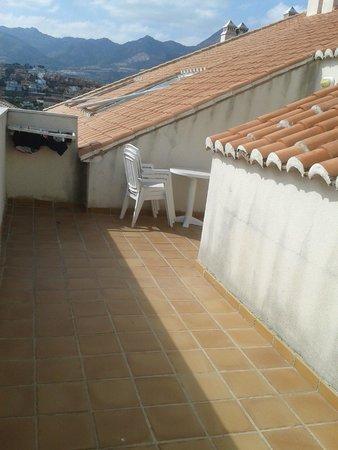 Hotel & Spa Benalmadena Palace : balcony