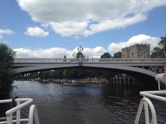 City Cruises York: River cruise