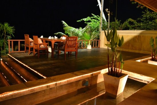Samui Buri Beach Resort : le restaurant
