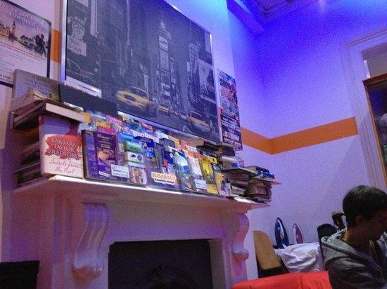 Smart Hyde Park Inn Hostel : Lounge/Recepção
