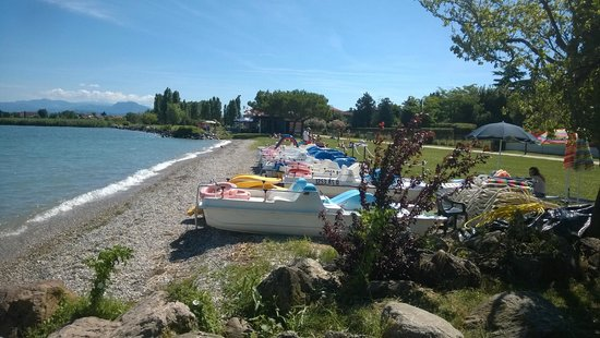 Hotel Residence Holiday: spiaggia