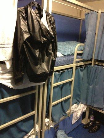 Smart Hyde Park Inn Hostel: Quarto compartilhado