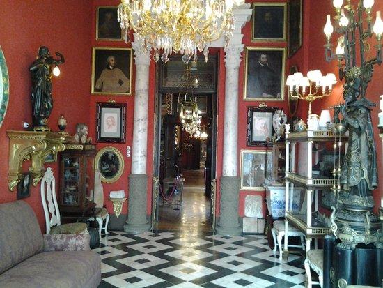 Museo Cerralbo : Cabinet de curiosités