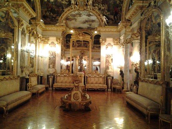 Museo Cerralbo : Salle de bal somptueuse