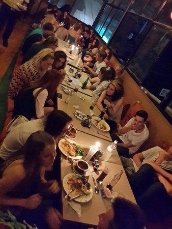 Black olives cafe and bar: Dinner at black olive cafe...