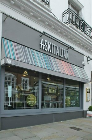 Ask Italian - High Wycombe