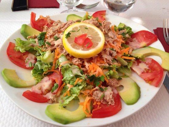 Cafe Med: Salade provençale