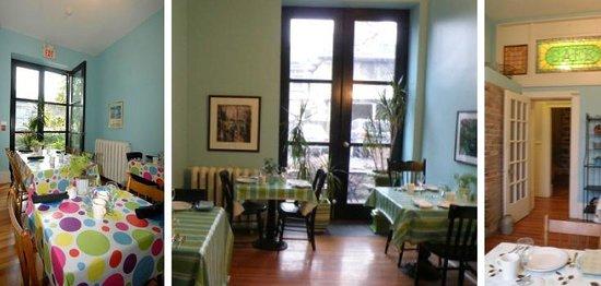 Frontenac Club Inn: Vosper dining room #3 (we have 3 breakfast dining rooms for to enjoy our full service brekafast)