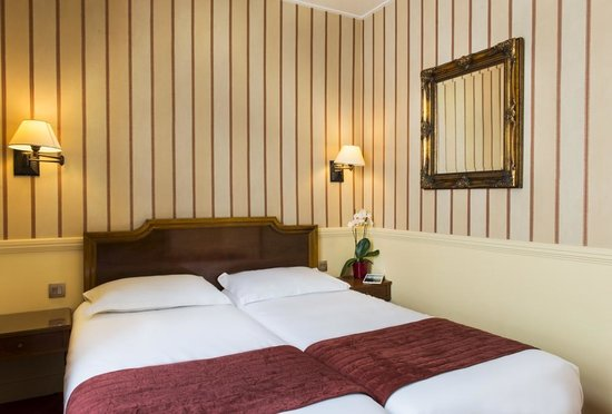 Hotel du Theatre: Double room