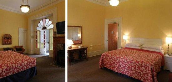 Frontenac Club Inn: Ondaatje Room - #2
