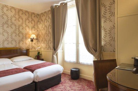 Hotel du Théâtre : Chambre double