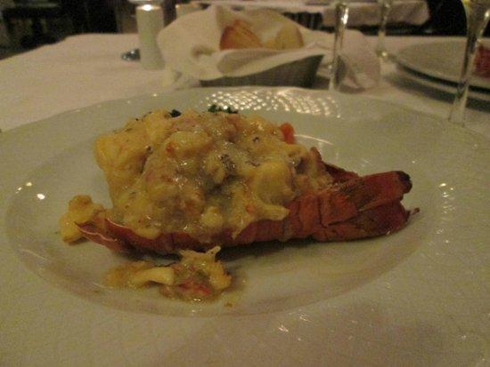 Melia Las Americas: Que placer comer esta langosta, bien preparada.-