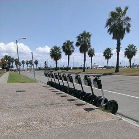 SegCity Guided Segway Tours: Busy day on the Fourth
