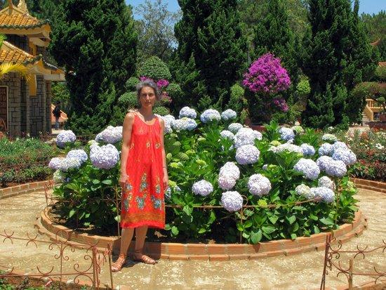 Dalat Flower Park : В парке