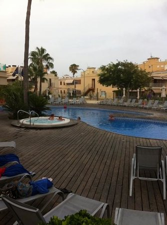 AluaSoul Palma: view from terrace