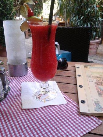 Bolero: Strawberry Margarita